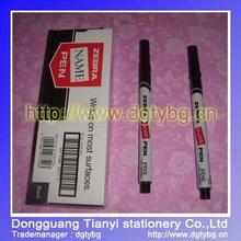 Marker pen cheap whiteboard marker pen metal marker pen