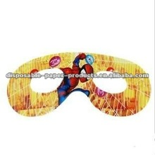 Wholesale Spiderman eyeglasses (pkt 8)/Boys Birthday Party Products/kids Partyware /Spiderman party tableware