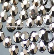 Reducted rate! Hot 2012!! Loose hot fix rhinestones,flatback dmc hotfix crystal rhinestones,silver SS20!