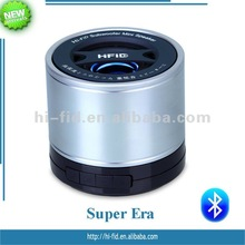 2012 Newst Metal Case Bluetooth Speaker as Promotional Gift