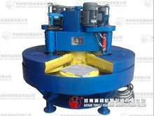The popular and high formation curb stone polishing machine