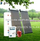 The best Chinese heat pipe type solar energy collector (10-30 tube)