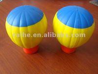 foam fire ballon
