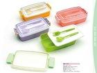 single-layer lunch box/lunch box