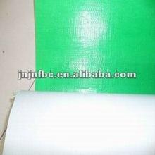 PE plastic tarpaulin fabric for truck cover