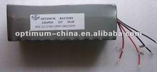 solar battery lifepo4 battery 12v 30ah ev battery