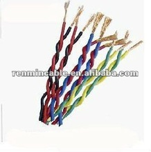 (Factory)Fire Retardant PVC Insulated Twisted Flexible Wire