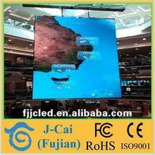 2012 hot sale P4 led display/flexible led display