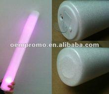 Led Foam Baton, Foam Cheer Batons,Light Up Foam Baton