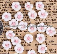 2012 Ceramic Flower!!Nail Art ceramic flower 5MM!!