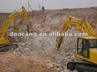 SANHA S135T Rock Breaker for KOMATSU PC200 Excavator