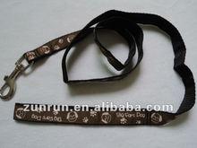 fashion cloth-stick Pet Leash