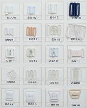 Bra plastic fastener/clasp