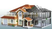 Beijing prefabricated houses and villas