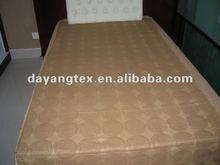 Flame retardant jacquard bed sheet