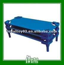 China Cheap timber cots stackable