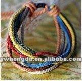 fashion cord bracelets