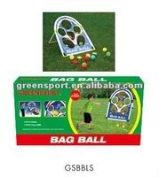 Bean bag toss/ summer game