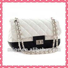 2012 fashion lady shoulder bags long chain bag(MG017)