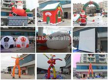 2012 dancing inflatable advertising man