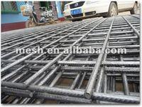 A142 6x6 concrete reinforcement wire mesh