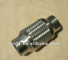 D'échappement tuyau de métal flexible