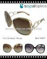 Moda tr90 de óculos de sol venda quente