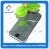 high quality and professional PET mirror skin guard for iphone 4