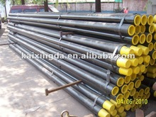 Oil and gas drill pipes & Rock drill rods