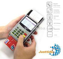 Inalámbrico de débito y pago con tarjeta de crédito Pos Terminal