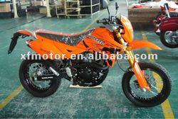 125cc EEC3 supermoto dirt bike