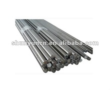 Carbon prime quality hot rolled or cold drawn round steel bar