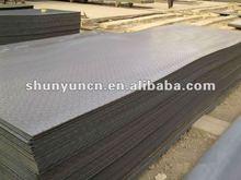 Prima de calidad laminado en caliente de carbono placa de diamante ( q235 q345 a36 s235jr s355jr s275jr... Fabricación )