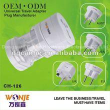 Gorgeous gift and premium multi plug sockets (110V-250V)