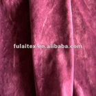 100% Polyester Synthetic Suede Warp Knitted Suede Fabric