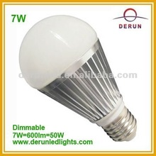 7W Emitting smdlighting light bulb