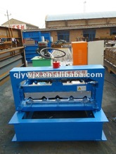 Galvanise dTrapezoidal Roofing Plate Profile Making Machine