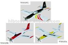 4 CH RC Plane Red Bull,Cessma,SR-22 3in1