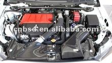 09-12 Mitsubishi Lancer EVO X (EVO 10) GM Carbon Fiber Intake snorkel cover
