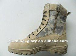 Split Desert Boots