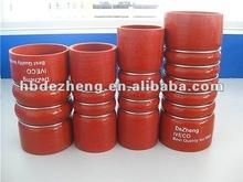 straight silicone rubber hose/pipe/tube