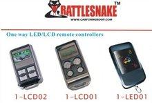LED / LCD Remoto control de alarmas,Controladores para auto alarma