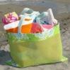 Nylon Mesh Beach Bag