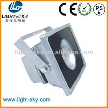50W Waterproof Aluminum reflector AC100V led floodlight