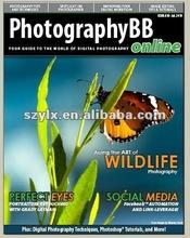 Beautiful full color magazine printing