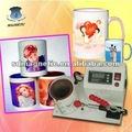 el más barato de cerámica de calor taza máquina de la prensa