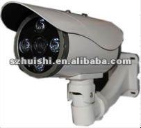 Four big IR LED 25mm CS lens HD 100M array cctv camera