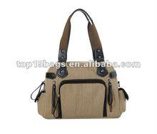 2012 Fashion Retro Tote Leather Bag Handbag