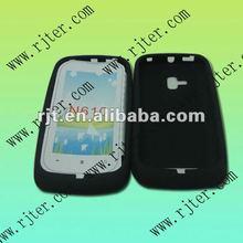 for nokia lumia 610 silicone gel skin case