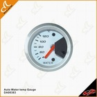 High Quality 7 Color LED Car Water Temp gauge